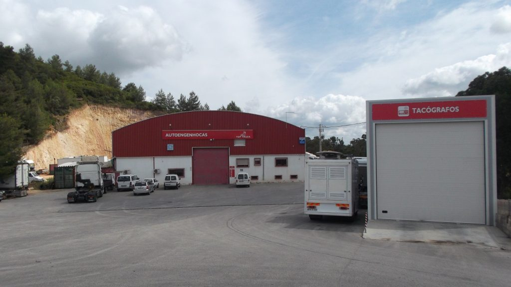 Oficina camiões